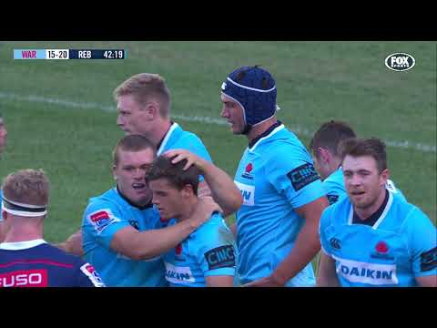 HIGHLIGHTS: 2018 Super Rugby Week #5: Waratahs v Rebels