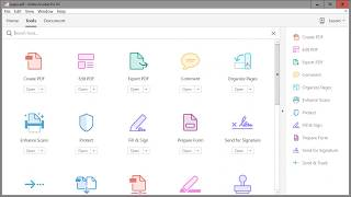 how to Delete Pages in Adobe Acrobat Pro DC - Remove Pages - Erase Pages - Video