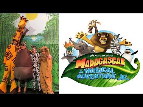 Madagascar A Musical Adventure Jr