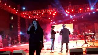 Sachin jigar live at chaos iima-2017