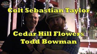 Cedar Hill Flowers - Todd Bowman Interview