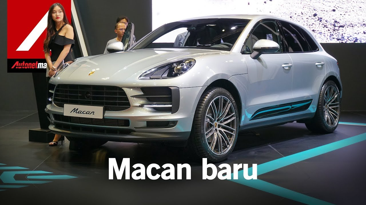 Porsche Macan 2019 First Impression Review By Autonetmagz Youtube