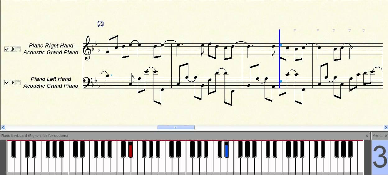 Song from a secret garden music piano sheet youtube - Secret garden musical soundtrack ...