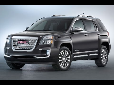 Gmc Terrain 2017 Car Review