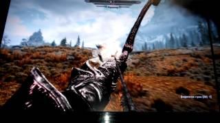 The Skyrim 5 прохождение убить дракона.