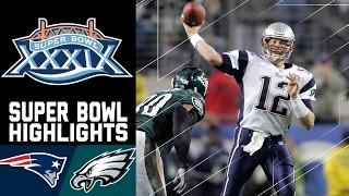 Super Bowl XXXIX Recap: Patriots vs. Eagles | NFL