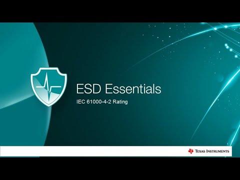 ESD Essentials: IEC 61000-4-2 Rating