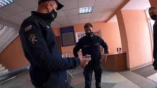 Poliţia mă alungă pe motiv de febră inventată - Curaj.TV