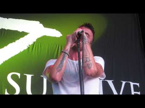 Circa Survive - Brother Song at Rockstar Energy Drink Uproar Festival 2013