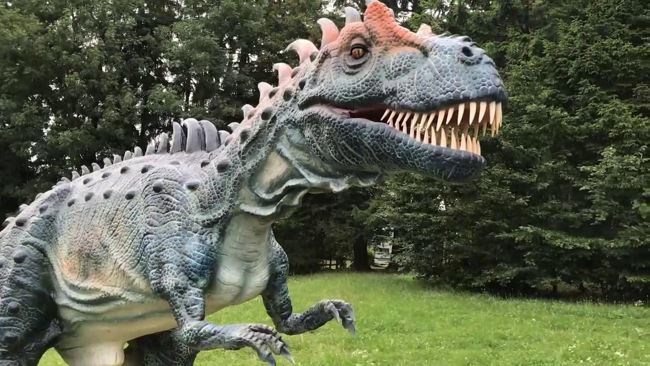 Dinosuarier