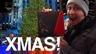 NEW HEADPHONES (Pioneer HDJ-1500) | What I Got For Christmas (NYC)