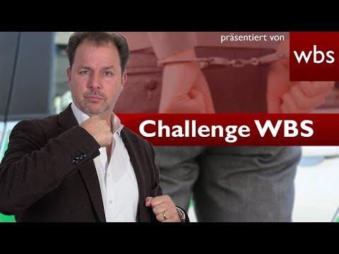 Täter meldet sich nach Aussetzung einer Belohnung - Hat er Anspruch auf das Geld? | Challenge WBS