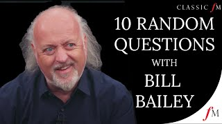 Bill Bailey Answers 10 Random Questions Through Music | Classic FM