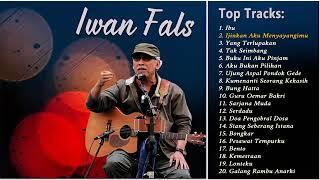Gambar cover 20 LAGU IWAN FALS PALING ENAK DI DENGAR - LAGU POP LAWAS TERBAIK (HQ AUDIO)