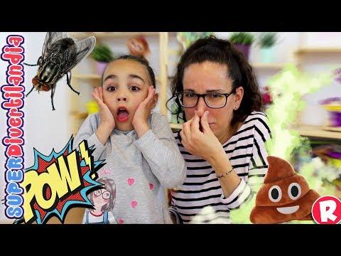 Artículos de Broma! Andrea y Raquel en SUPERDivertilandia!!