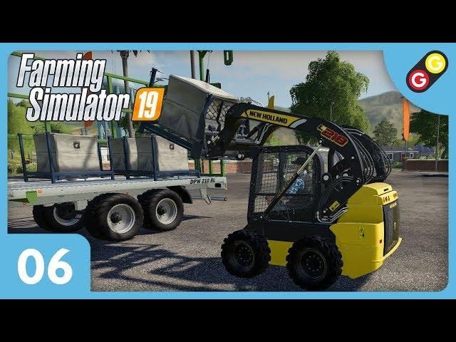 Farming Simulator 19 #06 On charge des palettes ! [FR]