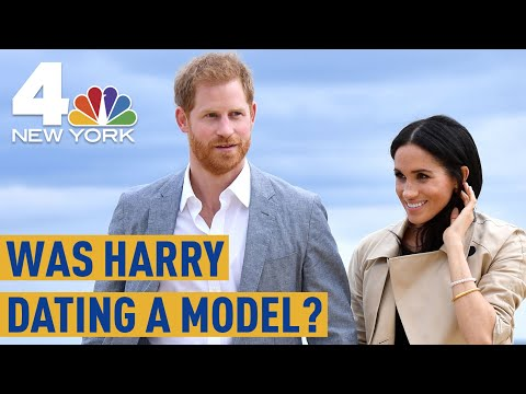 Was Prince Harry Dating A Model When He Met Meghan Markle? | NBC New York