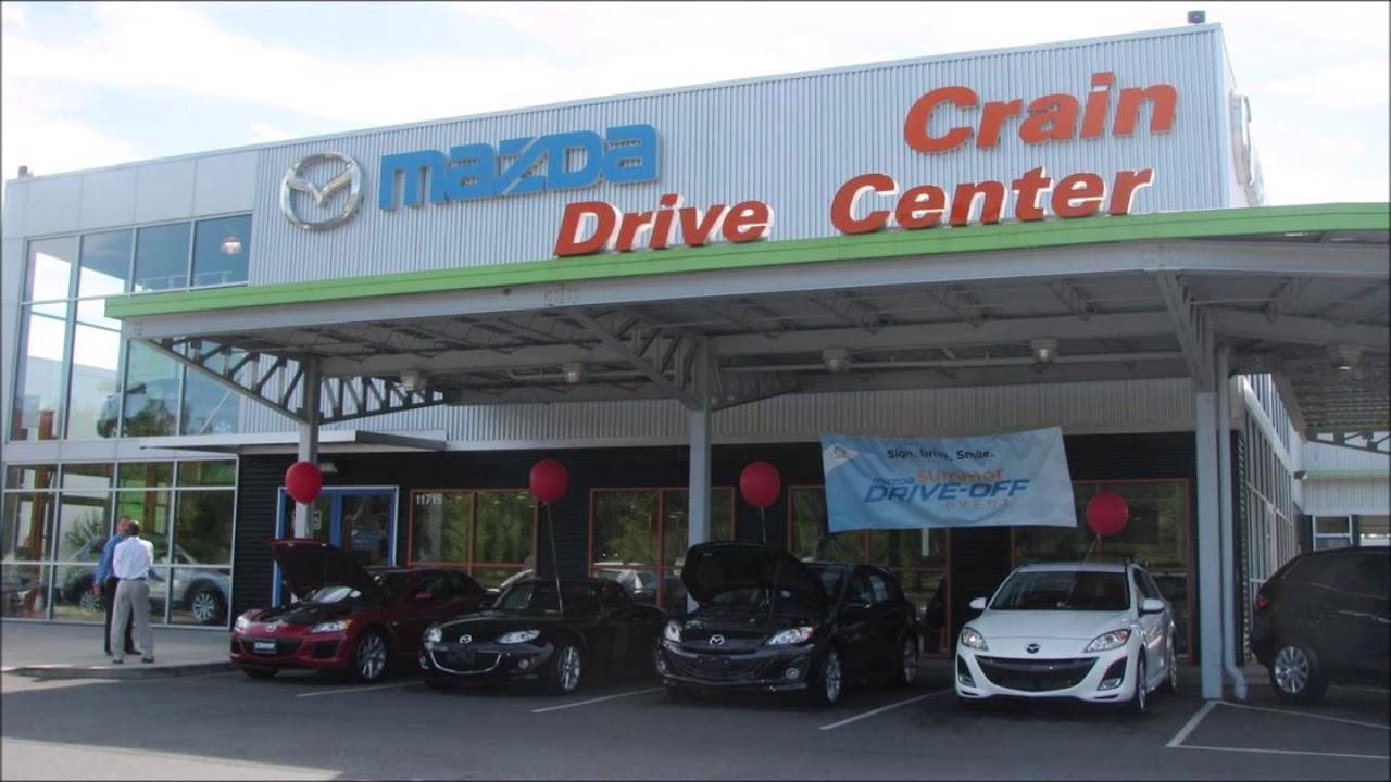 Mazda Dealership Md >> Mazda Dealer Little Rock Ar Crain Mazda Bad Credit No Credit