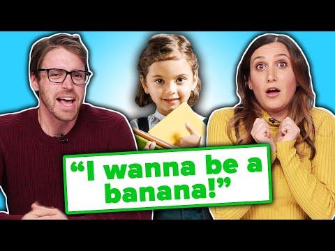 Preschool Teachers Share Darndest Things Kids Have Said