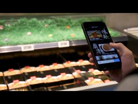 You Need An App To Shop In Alibaba's Grocery Stores