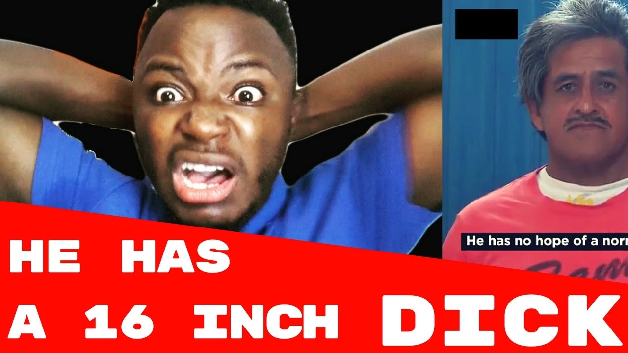 16 Inch Porn he has a 16 inch dick - youtube