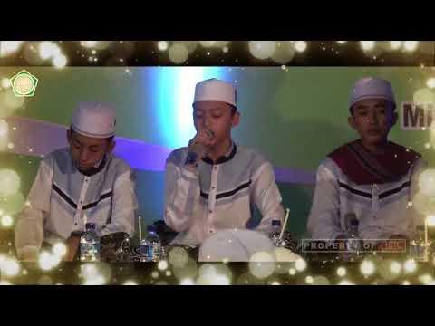 """Sholawat Terbaru Syubbanul Muslimin - """"MUHAMMADUN"""" - Vokal Gus Azmi , Hafidz, Aban Full Lirik HD"""
