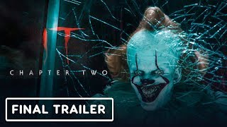 IT Chapter Two - Final Trailer (2019) James McAvoy, Bill Skarsgård - Comic Con 2019