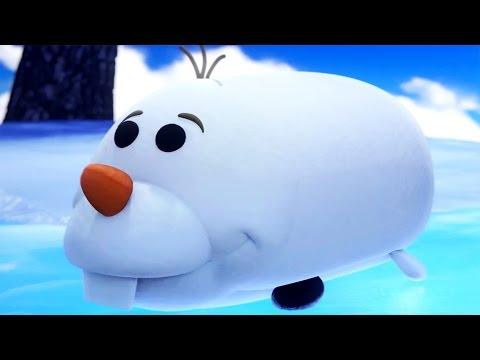 Snow Mountain | A Tsum Tsum short | Disney