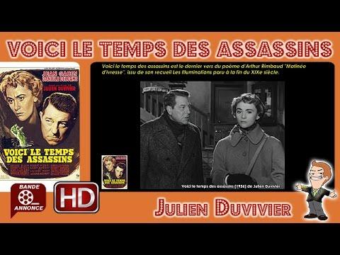 Voici Le Temps Des Assassins De Julien Duvivier (1956) #MrCinema 186