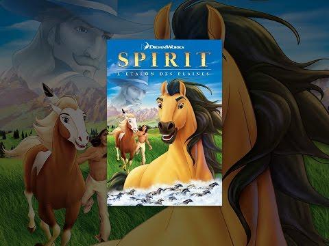 Spirit: L' étalon des plaines (VF)