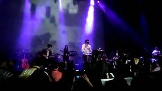 Sombras - Zoé Unplugged - en vivo