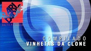 Compilado das Vinhetas da Rede Clone produzidas pelo Canal
