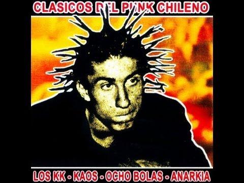 CLASICOS DEL PUNK CHILENO (DISCO)