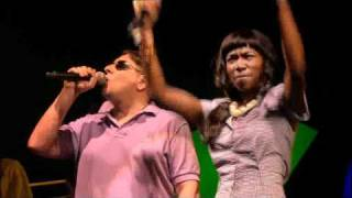 Gorillaz - Dare (Live @ Glastonbury 2010)