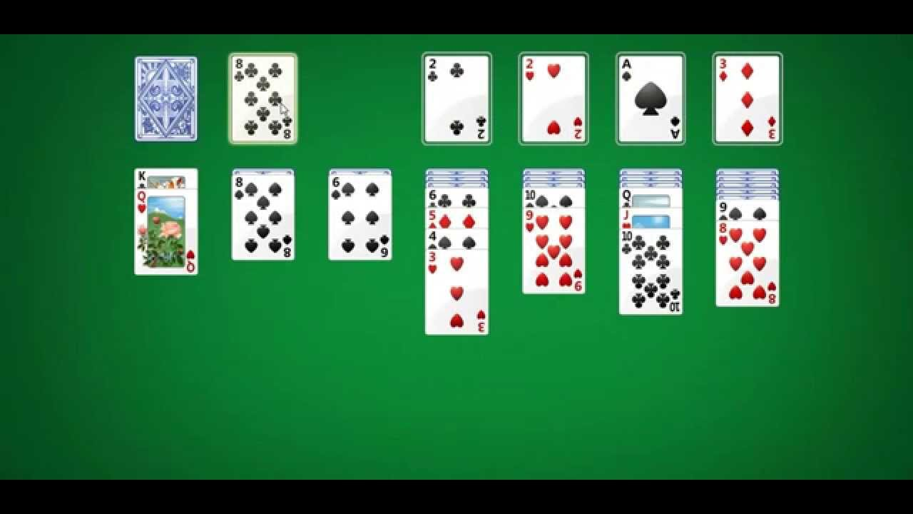 Windows Solitaire Online