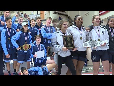 HS Wrestling Recap: District 14-6A Championships
