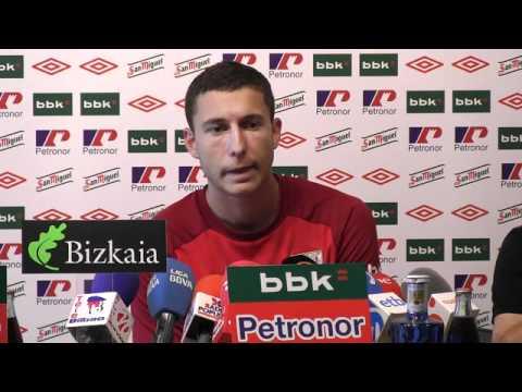 Óscar de Marcos (09/07/2012)