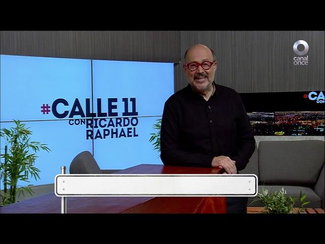 #Calle11 - Programa 33, Entrada (18/10/2018)