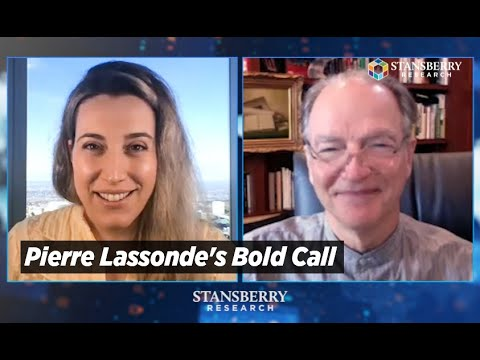 Pierre Lassonde's Bold Call: Gold/Dow Ratio to Collapse 1:1, New Jan. Highs for Gold