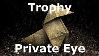 Heavy Rain - Private Eye (Bronze)