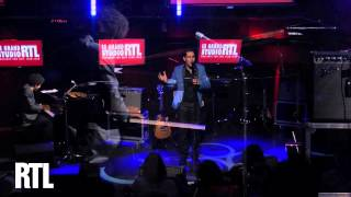 Yoann Freget - Vole en live dans le Grand Studio RTL