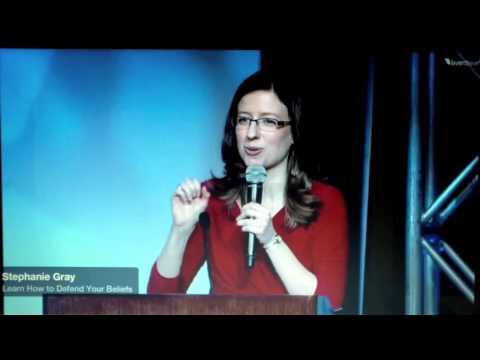 SFLA 2012 Jan 22 Stephanie Gray