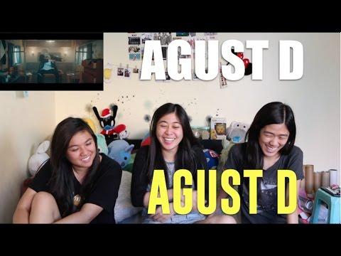 Agust D- Agust D MV Reaction