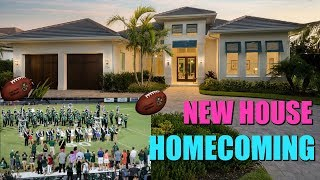 NEW HOUSE SHOPPING TOURS! HOMECOMING FOOTBALL GAME NIGHT! EMMA AND ELLIE