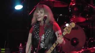 Suzi Quatro (Live Concert, Russia, Ekaterinburg, Kosmos hall, 17.11.2012)