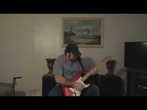 Rolling Stones - Almost Hear You Sigh (Guitar Cover excerpt)