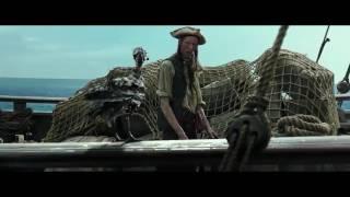Трейлер номер 2 трейлер Пірати Карибського моря 5