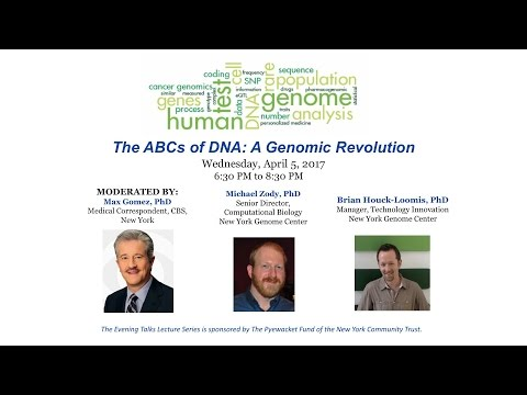The ABCs of DNA: A Genomic Revolution