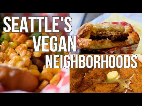 Seattle's Vegan Friendly Neighborhoods! ♥ (Seattle Part 3: Ballard, Fremont, Green Lake)