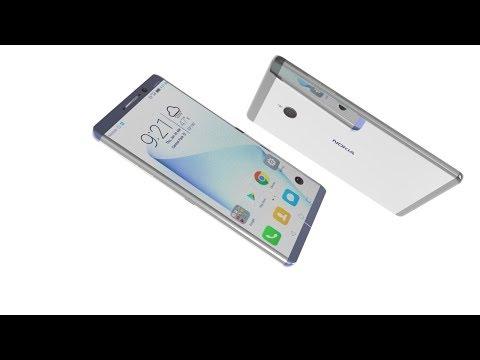 Nokia's New 1 XpressMusic Smartphone 2018